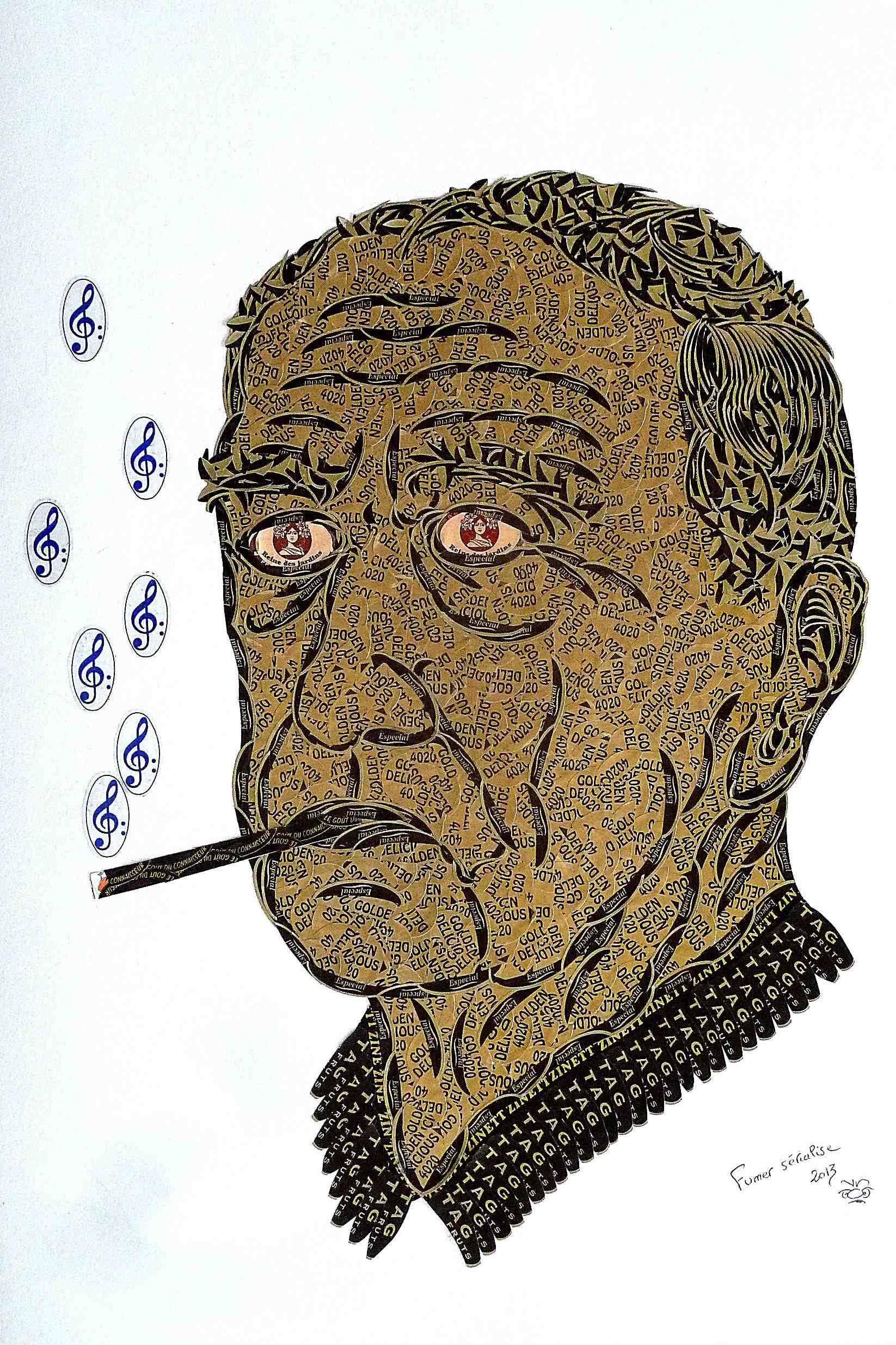 Fumer sérialise