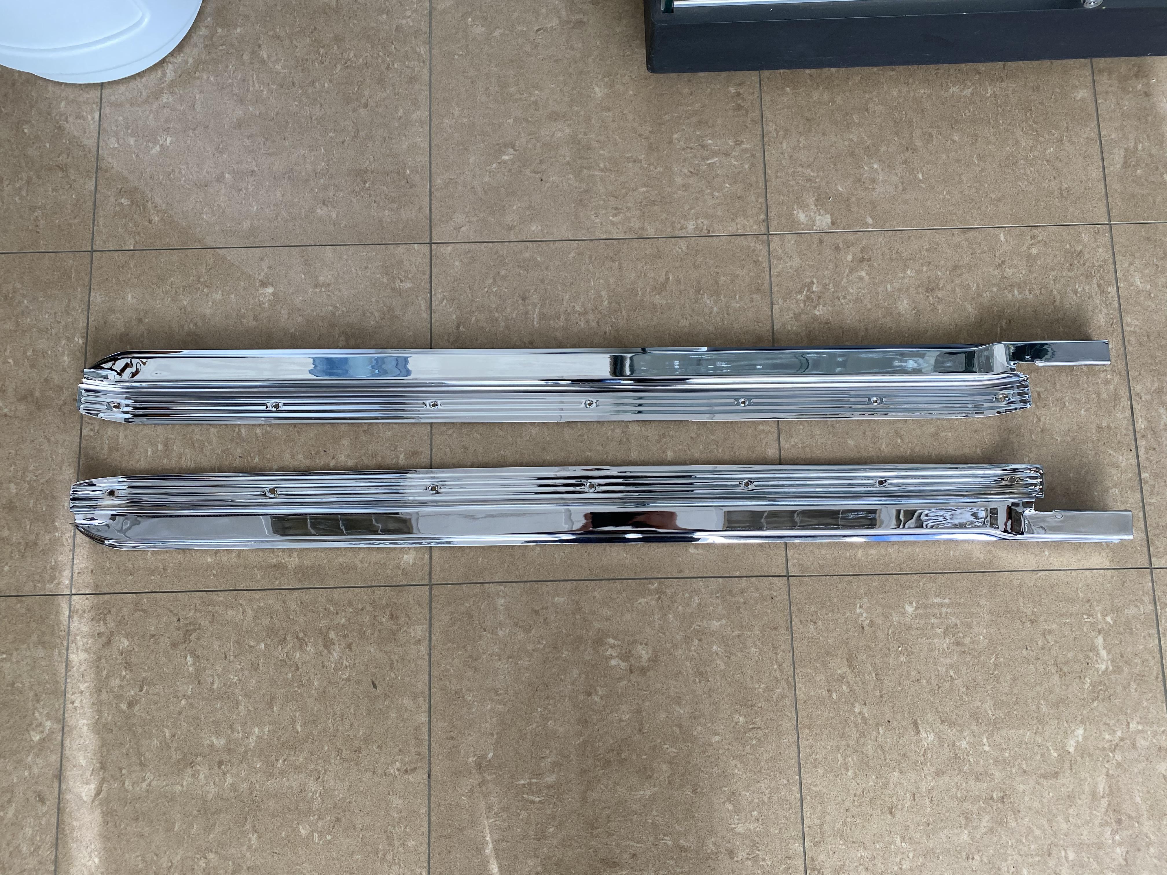 HKTG 2DR Scuff Plates PAIR (4)