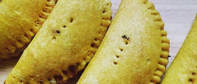 Jamaican Vegan Patties - Collection Only