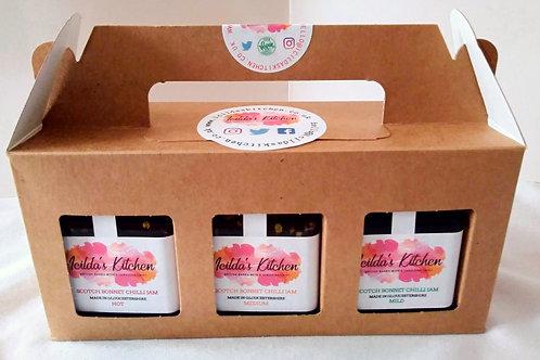 Trio Jar Gift Pack