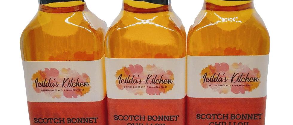 Scotch Bonnet Chilli Oil