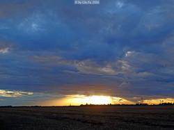 sunset blue+filter