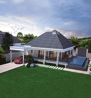 House Type A | BaanThai Pool Villa, Hua Hin