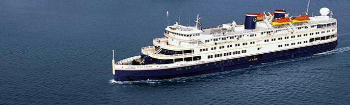 Small Cruise Ship Catamarans 294 Passengers