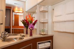 小木屋浴室