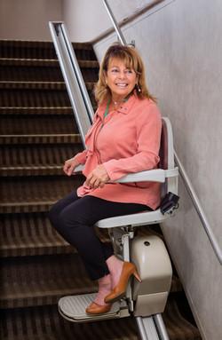 椅子升降机