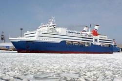 Ferry, 1250 Passenger Berths -Stock