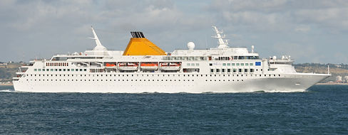 S2236 Cruise Ship For Sale or Charter Built 2000, 832 to 927 Passengers