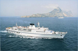 118m 1965 Cruise Ship, 300 Passenger