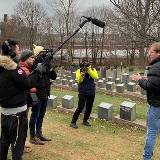 The Six 六人 Fairview Cemetery, Halifax, C