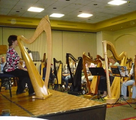 Workshop: Liturgical Harp Conference