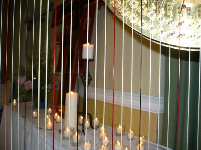 Liturgical Harp