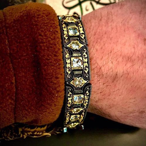 Baroque Handmade Bracelet