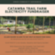 Catawba Trail Farm Electricity Fundraise