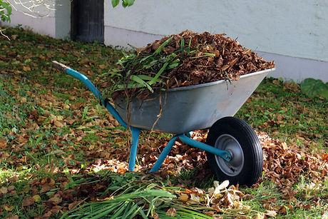 Recyclage des déchets verts