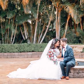 Paul + Jhonalyne - Tamborine Gardens Wedding Resort