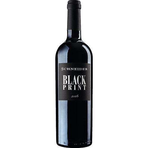 BLACK PRINT 2017 – Rotwein Cuvée trocken