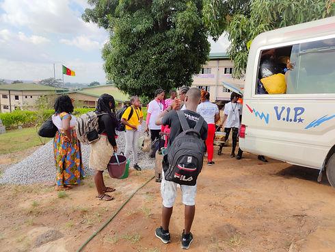 CCSS Nkolmbong WAA Cameroon Youth Camp