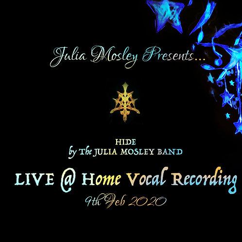 'Hide' live @ Home (19th February 2021)