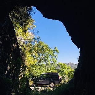 Excursión por la costa de Rhodes Backcountry