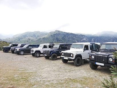 Excursión de Chania a las Montañas Blancas