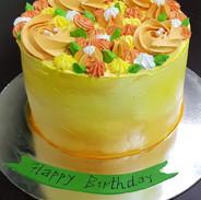 Mango Tall Cake