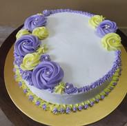 Thandai Flavour Cake