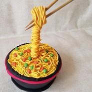 Gravity Theme Cake - Noodles