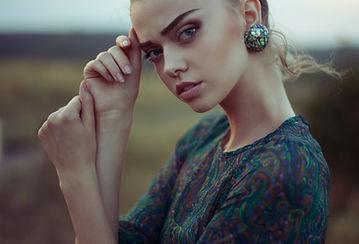 ファッション&アクセサリーモデル