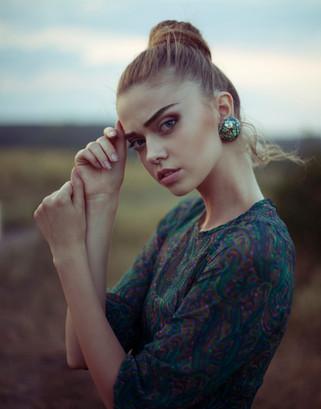 Moda e Acessórios Modelo