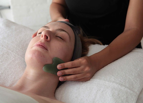 3 re:lax 60min bespoke facials