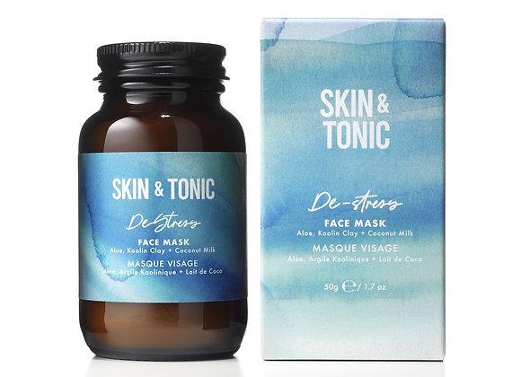 Skin and Tonic De-stress face mask