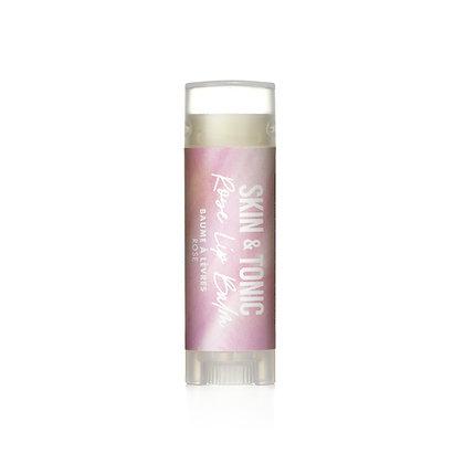 Skin and Tonic Rose Lip Balm