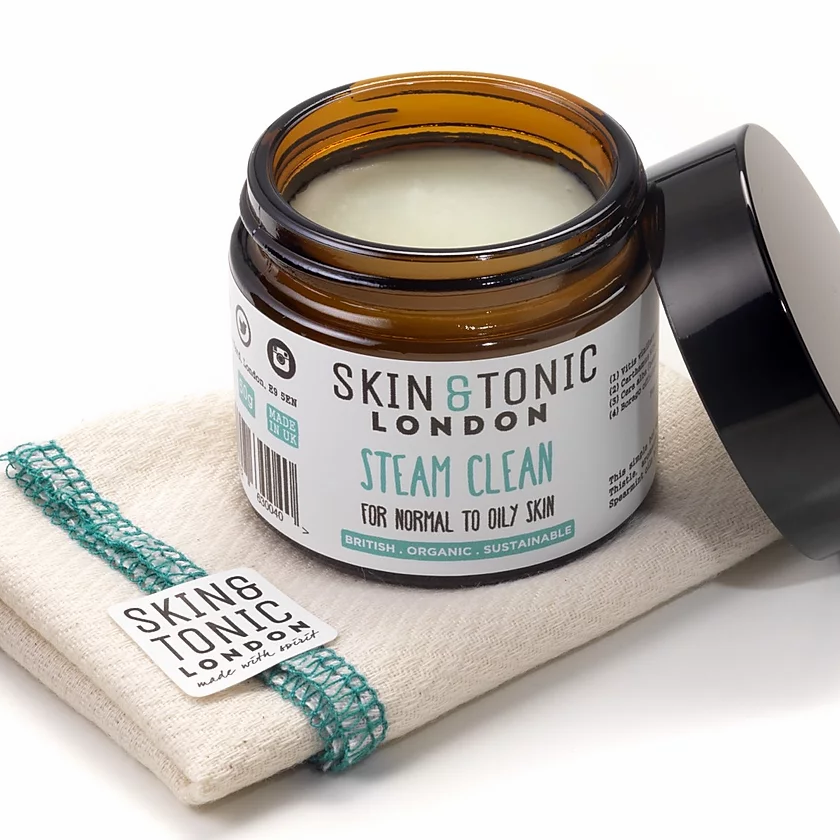 Skin and Tonic Steam Clean