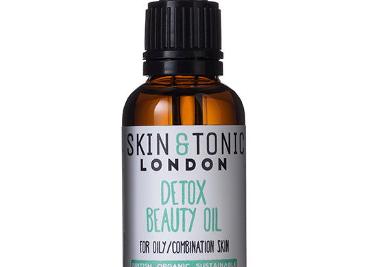 Skin and Tonic Detox Beauty Oil (30ml)