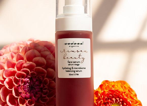 NINI Organics Crimson Beauty Face Serum
