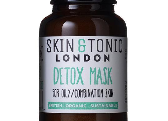 Skin and Tonic Detox Mask (60g)