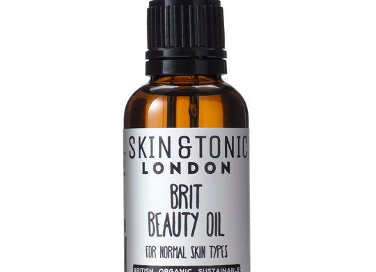 Skin and Tonic Brit Beauty Oil (30ml)