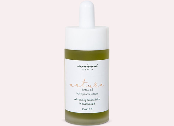 NINI Organics Natura Detox Oil