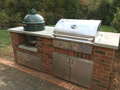 built-in-bbq-grill-ideas-outdoor-kitchen