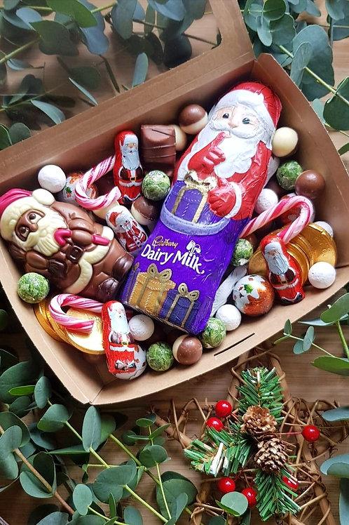 The Festive Chocolate Box