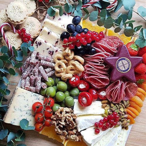 The Festive Grazing Platter