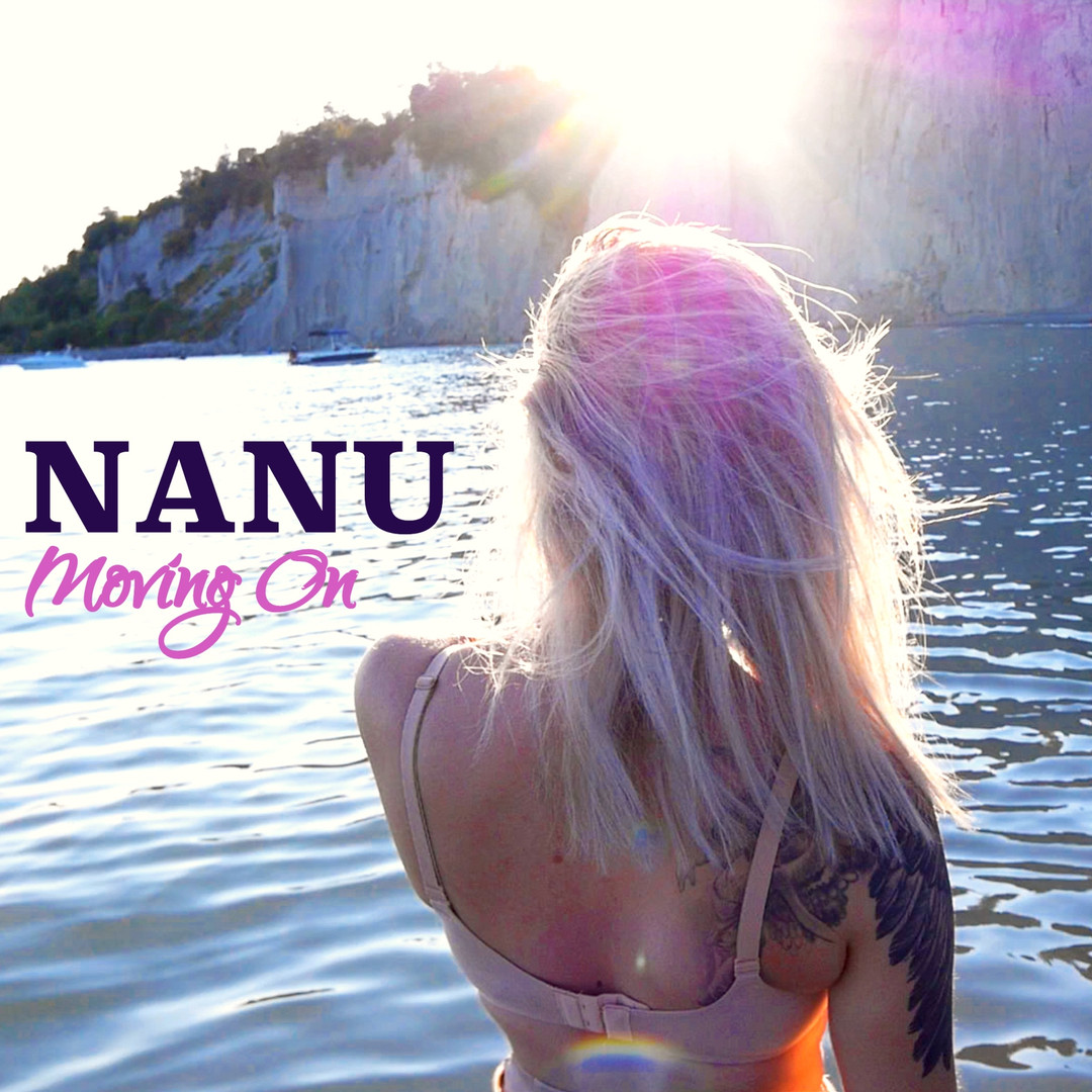 Moving on Album Cover - Nanu