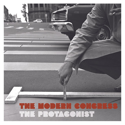 The Protagonist CD