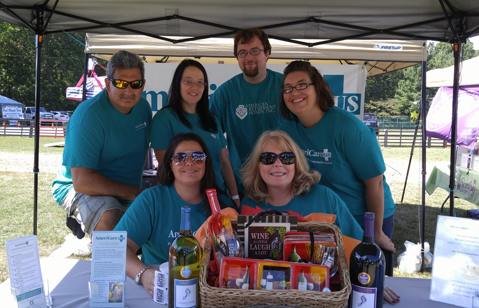 Stuarts Draft Wine Festival- 2015