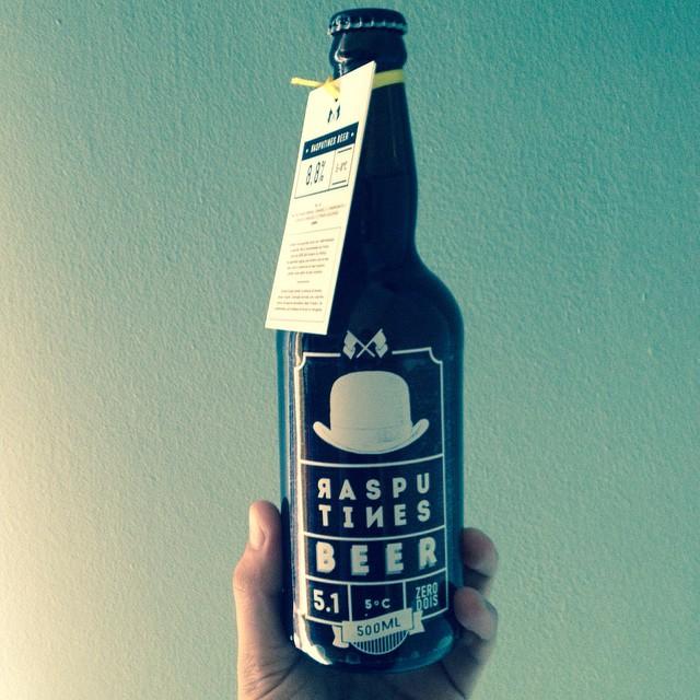 rasputines beer