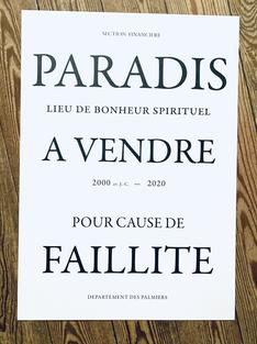 Paradis À Vendre, 2021