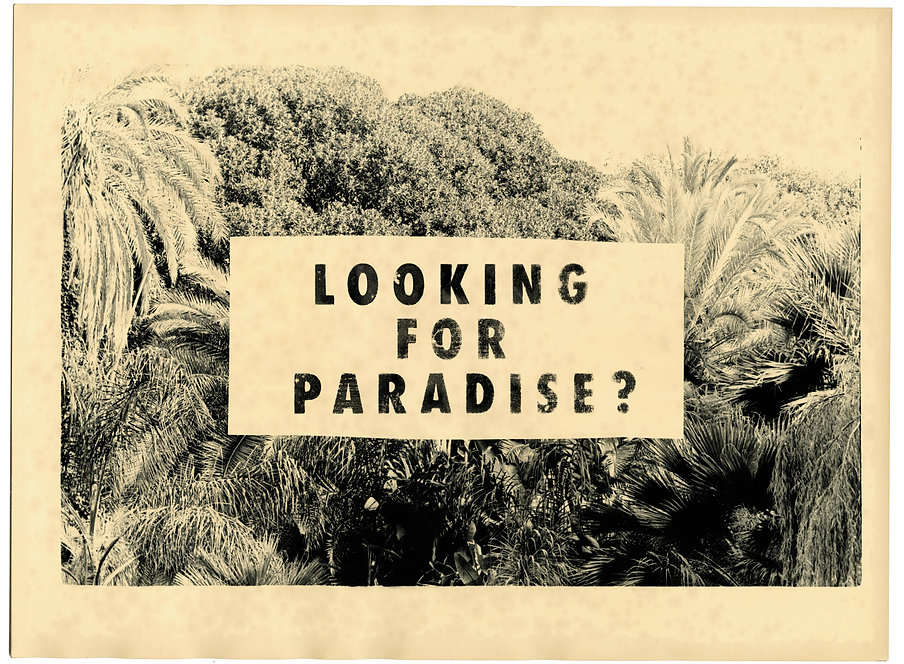 Fake Billboards (Looking For Paradise?)