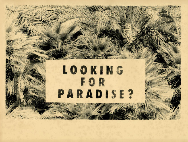 Fake Billboards (Looking For Paradise_)