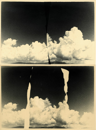 Clouds (The World Is Splitting At The Seams), 2020